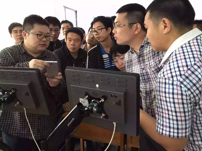 【威纶通】携手【天天自动化培训】高端HMI技术交流会