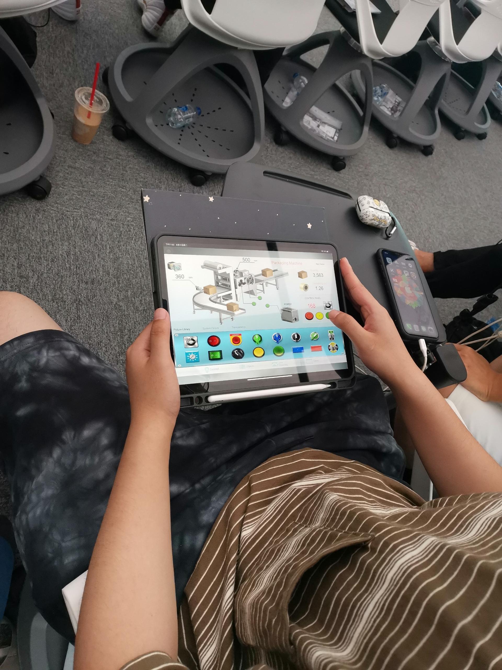 威纶通赋能中心·W课堂---EasyBuinder Pro实战集训营-上海站
